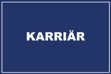 KARRIÄR HEMSIDA